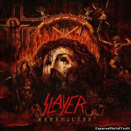 Slayer - Repentless (2015) [Limited Box Set]
