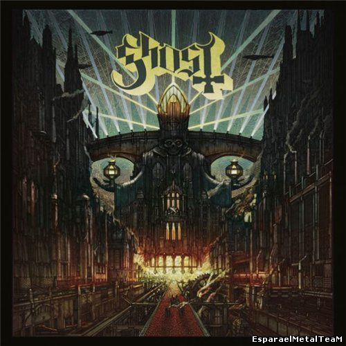 Ghost - Meliora (2015) [Best Buy Exclusive]