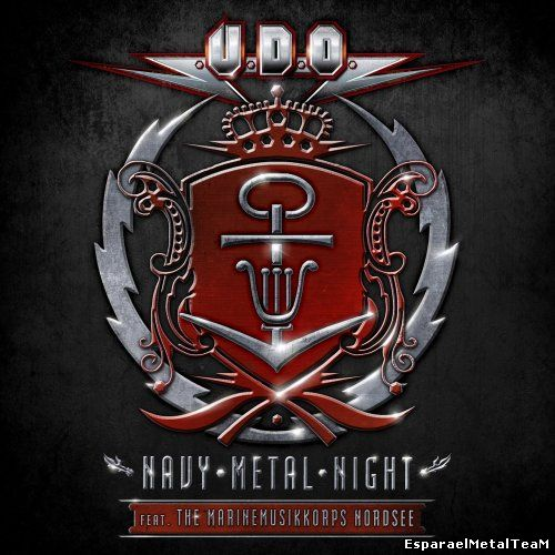 U.D.O. - Navy Metal Night (2015)