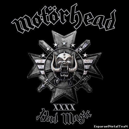 Motörhead - Bad Magic (2015)