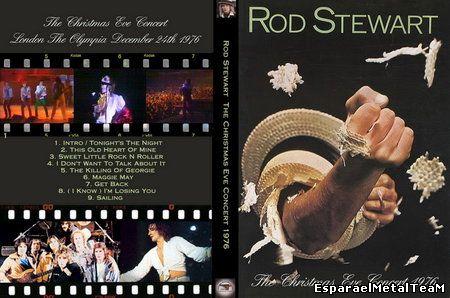 Rod Stewart Group - Rod's Christmas Concert (1976)