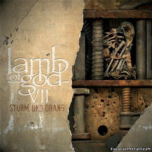 Lamb of God - VII:Sturm und Drang (2CD Deluxe Edition) (2015