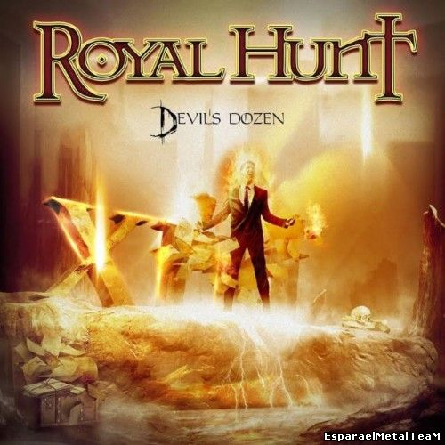 Royal Hunt - Devil's Dozen (2015)