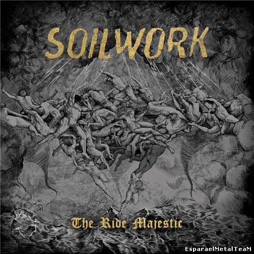 Soilwork - The Ride Majestic (2015) [Limited Edition]