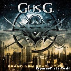 Gus G - Brand New Revoution (2015)