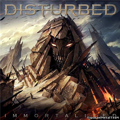 Disturbed - Immortalized (2015) [Deluxe Edition]