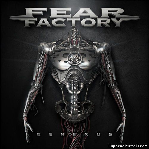 Fear Factory - Genexus (2015) [Limited Edition]