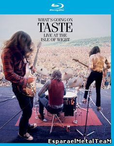 Taste - What's Going On: Live At The Isle Of Wight 1970 (2015)