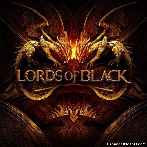 Lords Of Black - Lords Of Black (2014)