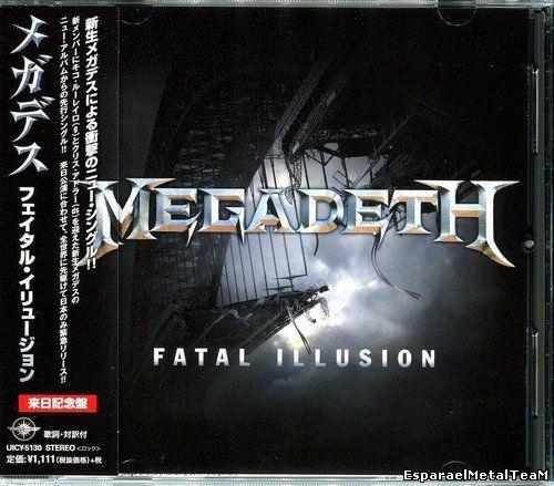 Megadeth - Fatal Illusion (2015)