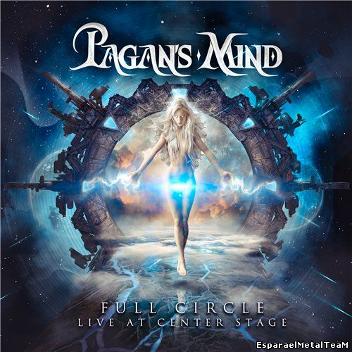 Pagan's Mind - Full Circle - Live At Center Stage (2015)