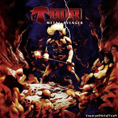 Thor - Metal Avenger (2015)