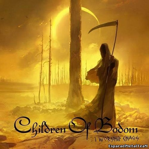 Children Of Bodom - I Worship Chaos (Deluxe Edition) 2015