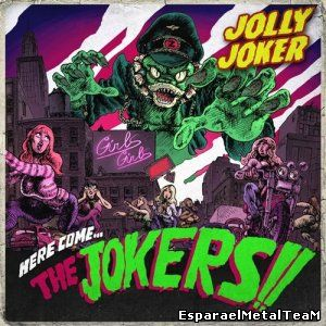 Jolly Joker - Here Come…The Jokers!! (2015)