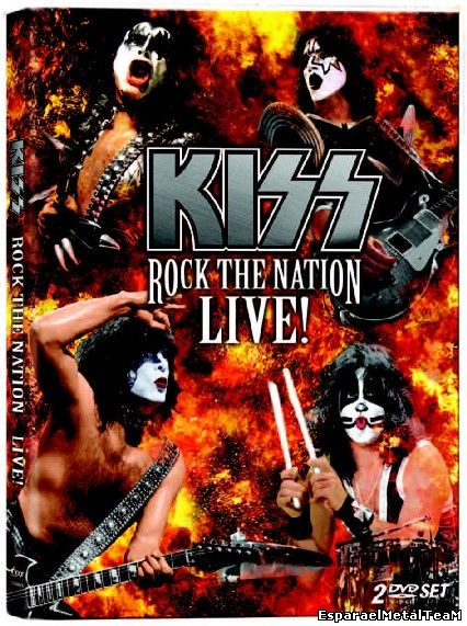 Kiss: Rock the Nation - Live! (2005)
