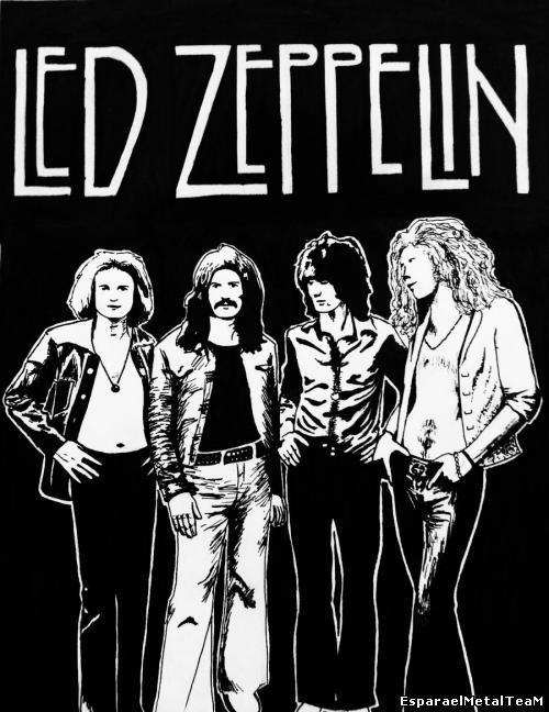 Led Zeppelin - Discography [10 albums, Vinyl] (1969-1982) (ALAC)