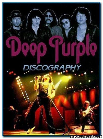 Deep Purple - Discography (1968-2014) (LOSSLESS)