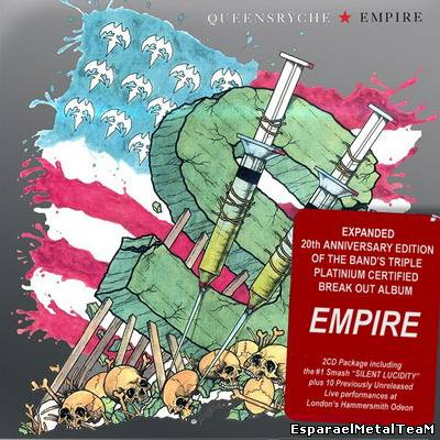 Queensryche Empire 20th Anniversary Edition Queensryche - Empire -...