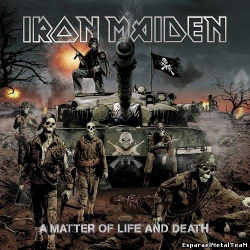 Iron Maiden – A Matter of Life And Death (2006)