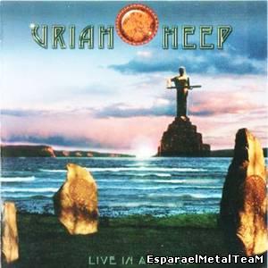 Uriah Heep - Live In Armenia (2009)