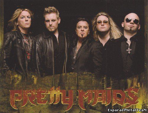 Pretty Maids - Discography (1984-2014)