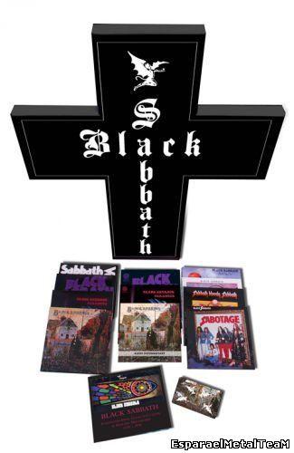 Black Sabbath - The Ozzy Years - Complete Albums Box Set [13 CD Box Set] (2010